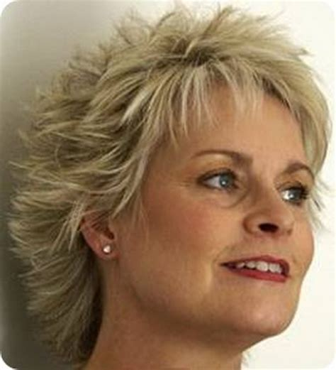 haircuts for thinning hair 50 and over hairstyles for short hair over 50