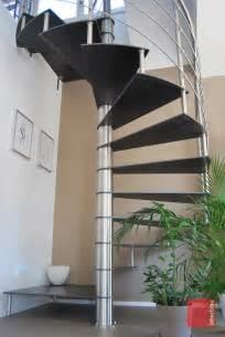 interbau treppen spindeltreppen stahl interbau style design