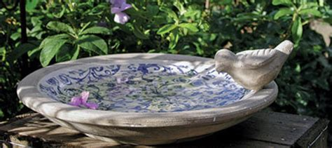 bird baths  worm  turned revitalising