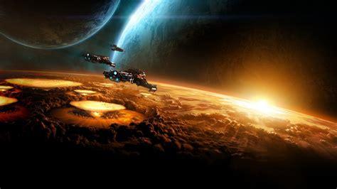 starcraft space battlecruiser wallpapers hd desktop