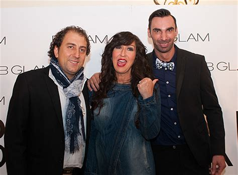 B Glam Nominated For Six Awards Bglam by Emanuela Aureli E Mario Orfei Foto E Gossip
