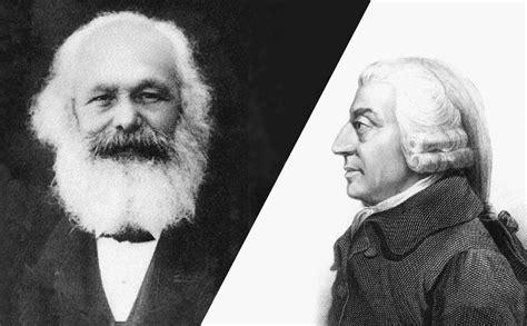 Adam Smith In Context el filosofo contextos de marx