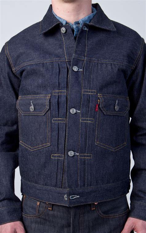 Levis Jacket 1 the history of the levi s 507xx type 2 jacket part 1