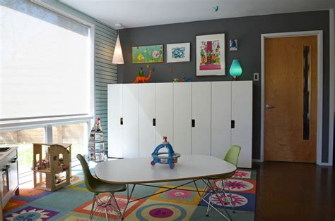 Playroom Furniture by 25 Child S Room Storage Furniture Designs Ideas Plans Design Trends Premium Psd Vector