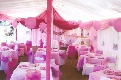 Kiddies Birthday Parties Decor, Kiddies Chairs Etc