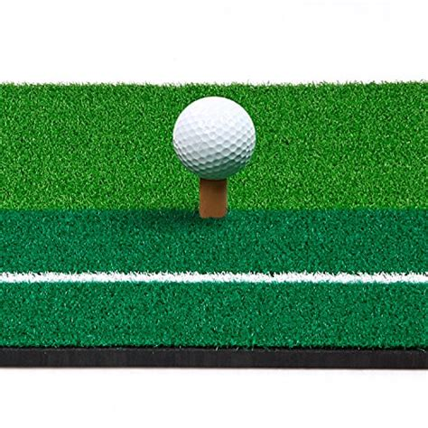 10 X24 White Woven Mats by Amzdeal Golf Mat 12 Quot X24 Quot Golf Hitting Mat For Outdoor