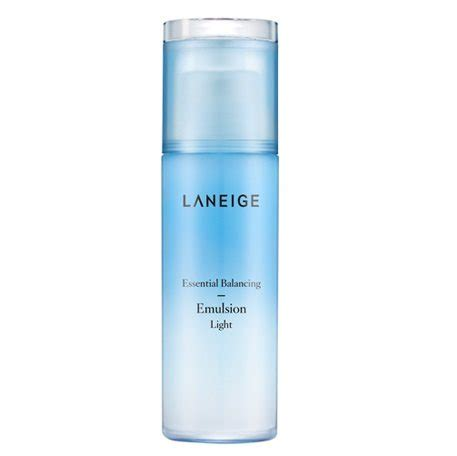 Laneige Malaysia laneige essential balancing emulsion light seoul next by