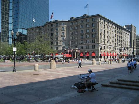 Richardson Architect by The Fairmont Copley Plaza Hotel Wikipedia