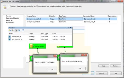 format date proc sql why datetime format is changing form sqlserver to the ssis