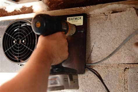 crawl space fan home depot crawl space ventilator with humidistat vent fans