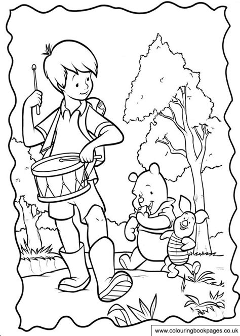 piglet colouring pages 55 kids print off online