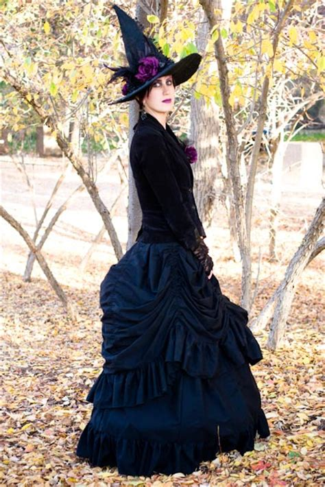 victorian witch costume sewing projects burdastylecom