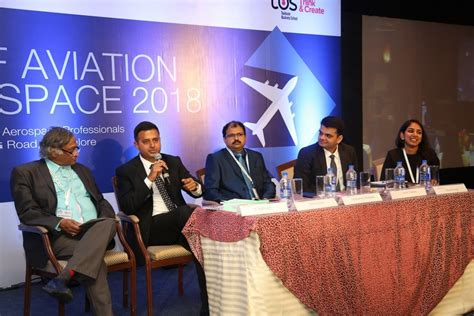 Aerospace Mba Iimb by International Conference Future Of Aviation And