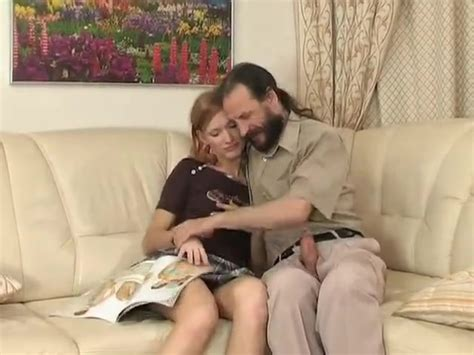 Teen and dad sex