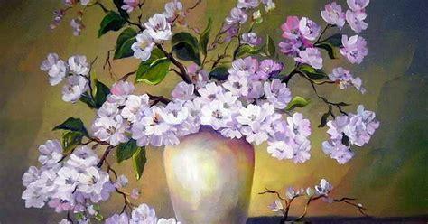 imagenes flores al oleo imagenes de pinturas al oleo de flores