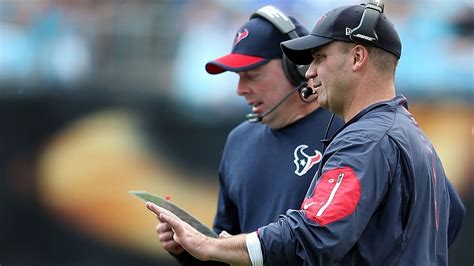 houston texans couch houston texans coach bill o brien to take over play