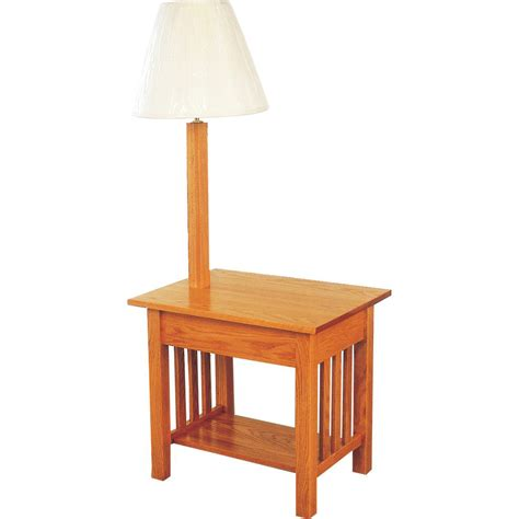End Table L Combo End Table With Light 28 Images Captivating End Table L Combination Floor L Vintage Gorgeous