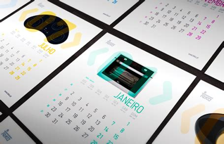 calendar design behance 50 beautiful and attractive calendar design with psd 2013