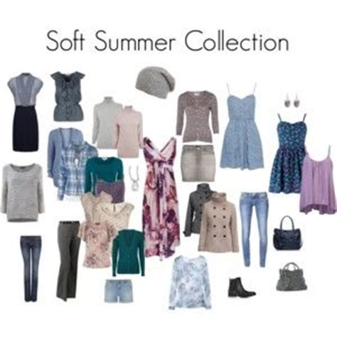 soft summer wardrobe capsule soft summer collection