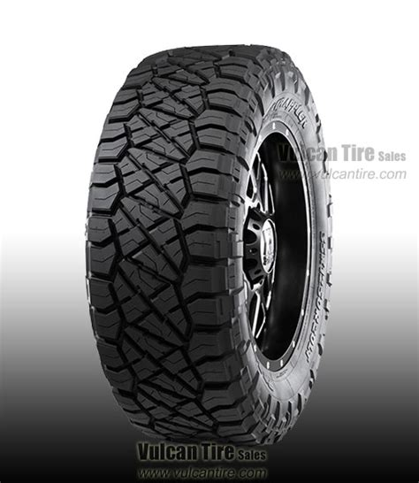 nitto ridge grappler  sizes tires  sale  vulcan tire