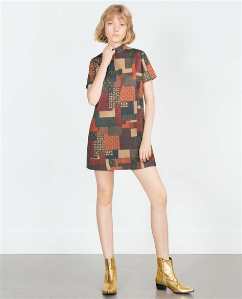 Patchwork Dress - patchwork dresses to buy 2018 become chic