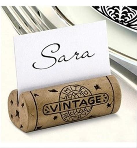 cork name holders crafty uses for wine corks 30 pics
