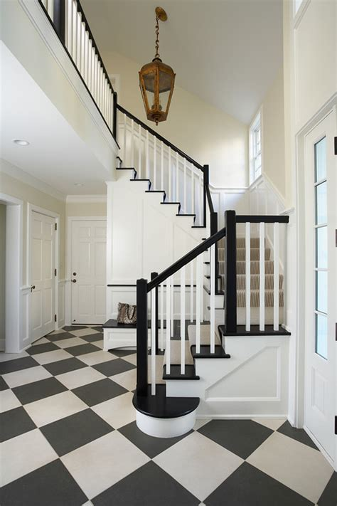 White Banister by Black Banisters Interior Design Ideas Bright Bold And