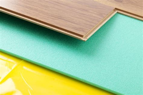laminate flooring underlayment type to buy and basics
