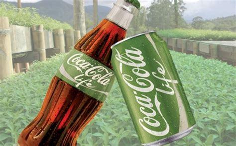 numero verde nuova ecco la coca cola bibita verde della