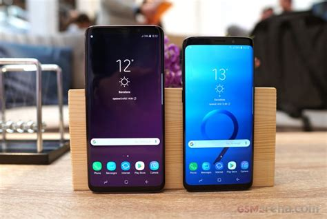 2 Samsung Galaxy S9 Samsung Galaxy S9 And S9 On Review Gsmarena Tests