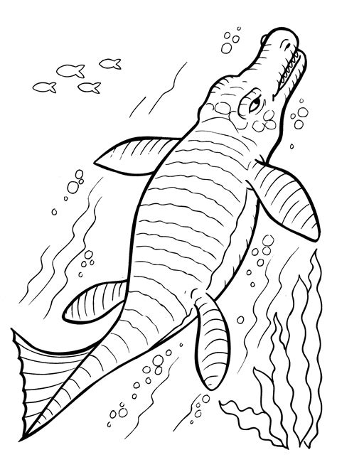 hard dinosaur coloring pages dinosaur undersea coloring pages for kids printable free