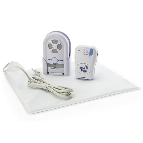 bed pressure mat for mppl and pocsag systems care alarms