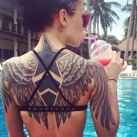 what does a star tattoo on each shoulder mean 65 beautiful star tattoo designs with meaning