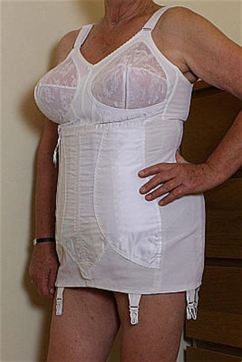 grandmothers wearing girdles husband wears bras and panty
