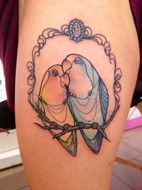 tattoo designs love birds lovely love birds tattoo design tattooshunter com