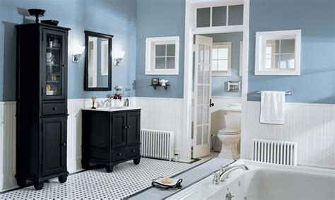 bathroom ideas home depot blue bathroom paint color ideas
