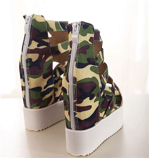 Best Seller Sepatu Wanita Wedges Boots Platform 2014 summer best selling product fashion back zipper peep toe platform wedge sandals