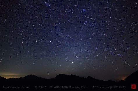 Next Perseid Meteor Shower by Perseid Meteor Shower Astronomy Magazine Interactive