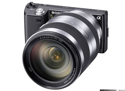 nex 5 sony sony nex 3 nex 5 review digital photography review
