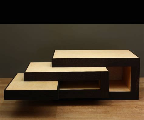 modular coffee table modular coffee table design reinier de jong