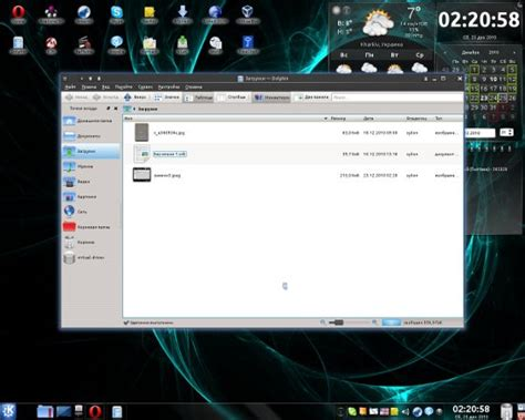 desktop themes kde 10 best kde themes sudobits free and open source stuff