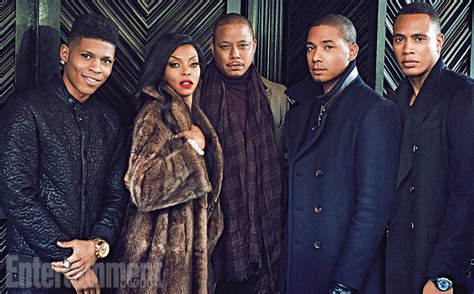 who is the actress in empire tv show empire cast with terrance howard travel the world with