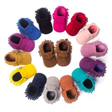Sepatu Beludru Import No 38 sepatu bayi beludru 12cm brown jakartanotebook