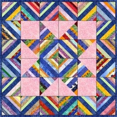 String Quilt Patterns Free by Michele Bilyeu Creates With And String Quilting