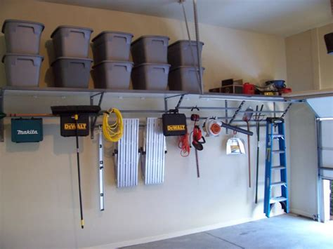 Garage Storage Bars 1000 Images About Garage Plans Plan A On