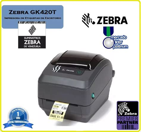 Rollo De Etiquetas Térmicas Zebra Lp2824 Para Precio Justo ...