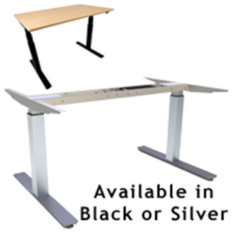 Adjustable Desk Canada by Electra Electric Height Adjustable Desk Base By Imovr