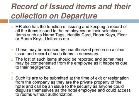 Incident Report Letter For Lost Items Hotel Security 2