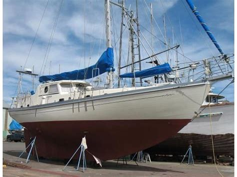 Cutter Ct 78 2004 custom pilothouse cutter sailboat for sale in oregon