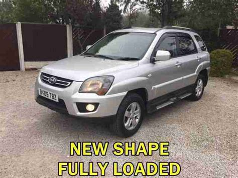 Kia Sportage New Shape Kia 2009 Sportage 2 0 Crdi Xs 2wd New Shape Car For Sale